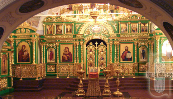 Иконостас для храма в честь св. мчч. Флора и Лавра, г. Суздаль