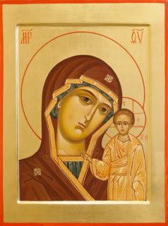 Образ Божией Матери