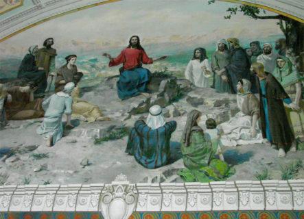 Роспись храма в честь святых мучеников Флора и Лавра, г. Суздаль