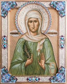 Икона «Св. Валентина, мученица»