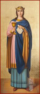 Икона «Св. Варвара, великомученица»