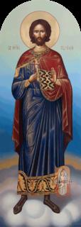 Икона «Св. Евгений, мученик»