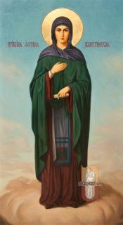 Икона «Св. Фотиния Палестинская»