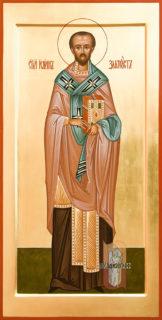 Икона «Свт. Иоанн Златоуст»