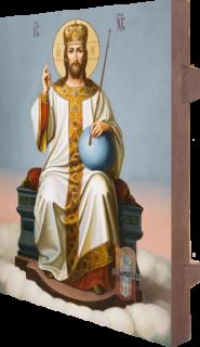 Икона «Спас Вседержитель на троне»