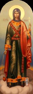 Икона «Св. Татьяна, мученица»