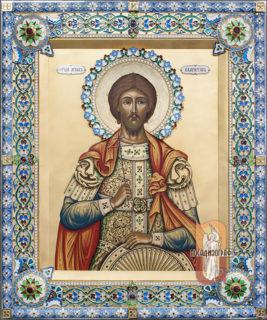 Икона «Валентин, священномученик»