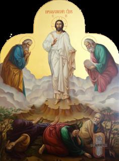 Икона «Преображение Господне»