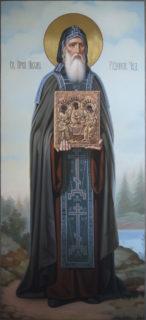 Икона «Преподобный Никон Радонежский»