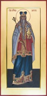 Икона «Первосвященник и пророк Аарон»