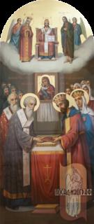 Икона «Положение Честно́й ризы Пресвятой Богородицы»