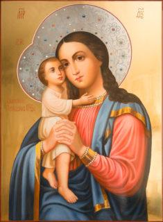 Икона Пресвятой Богородицы «Взыскание Погибших»