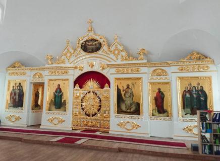 Кафедральный собор Рождества Пресвятой Богородицы г. Вологда
