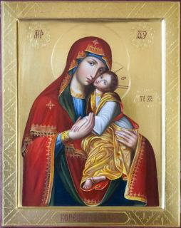 Икона «Пресвятая Богородица Корсунская»