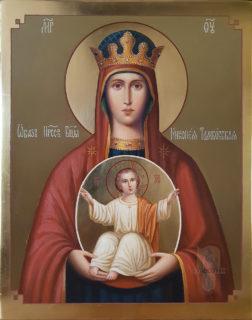 Икона Божией Матери «Никопея»