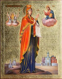 Икона Божией Матери «Боголюбская»